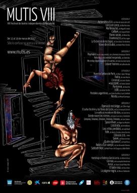 Cartell del Festival MUTIS / Font: MUTIS