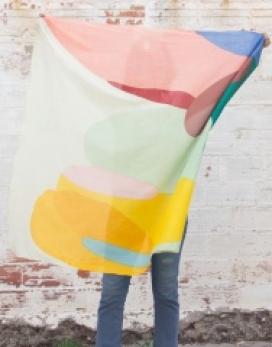 El mocador solidari costa 15 euros