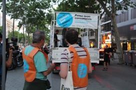 La campanya 'Som comerç just i banca ètica' arriba enguany a la 19a edició