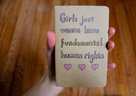Girls just wanna have fundamental rights (Les noies volen tenir drets fonamentals)