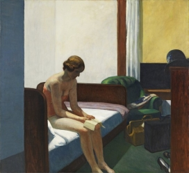'Habitació d'hotel', d'Edward Hopper