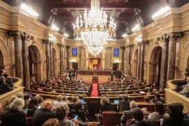 El Parlament ha aprovat la moció per unanimitat. Font: Gencat.cat