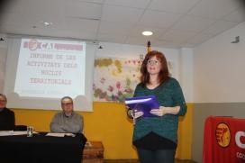 L'Eva Sabater fa 7 anys que està implicada en el Correllengua / Foto: Eva Sabater