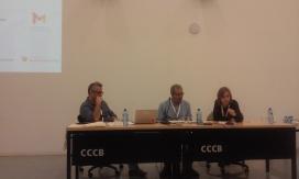 Espai de debat sobre el voluntariat celebrat durant el 3CCAV. Font: Suport Associatiu