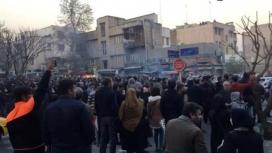 Protestes a l'Iran contra el règim de Khamenei i Rouhani