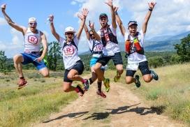 Participants de la OI Trailwalker 2017