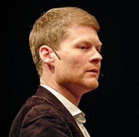 Christian Felber, promotor de l'Economia del Bé Comú. Font: Viquipèdia