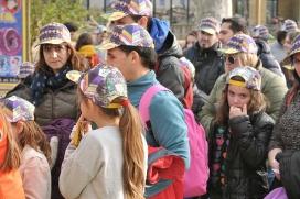 """Posa't la gorra"" al Zoo de Barcelona"