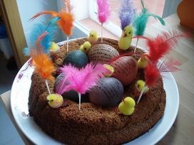 Una tradicional mona de Pasqua. Font: CPGXK, Flickr