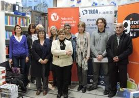 Entrega de premis del 7è Concurs de Relats de Voluntariat Social