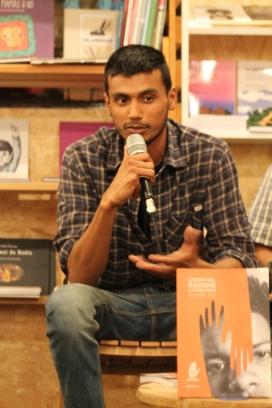Zeshan Muhammad explicant el seu cas