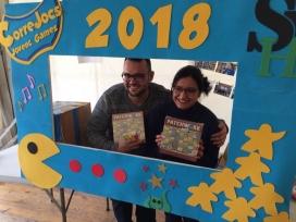 Aquest 2018 el Club Amatent ha celebrat la cinquena edició del Correjocs