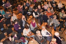 Imatge dels assistents al DIV 2016 organitzat per la FCVS (Font: FCVS)