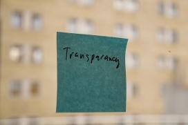 Transparència - Font: flickr.com