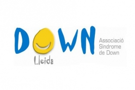Logotip de Down Lleida