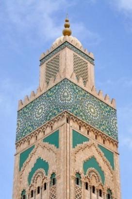 Mesquita de Hassan II a Casablanca