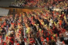 El SCIC agruparà 110 corals infantils catalanes (font: SCIC).