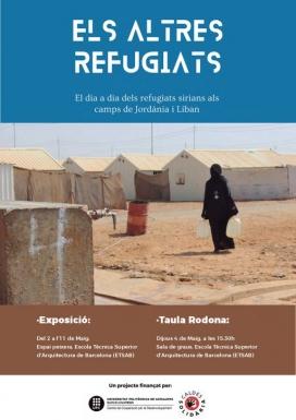 'Els altres refugiats' es pot visitar a partir del 8 de setembre. Font: Caldes Solidària