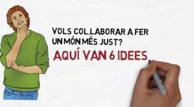 6 idees per fer un món més just