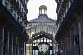 Mercat del Born, Barcelona. Font: Wikipedia