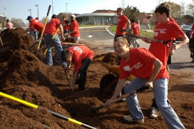 Voluntaris - Font: flickr.com