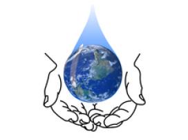Logo del Congrés d'Aigua i Sostenibilitat