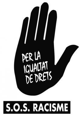 Logo de SOS Racisme