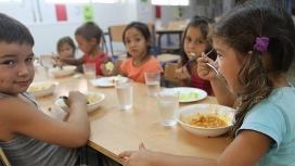 Menjador escolar - Font: abc.es