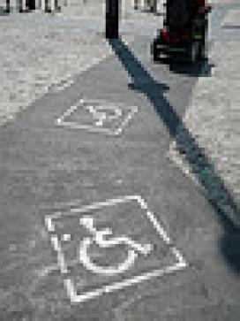 Accessibilitat. Font: Galeria de Ricardo Gómez a Flickr.