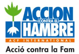Logo d'Acció contra la Fam. Font: Acció contra la Fam