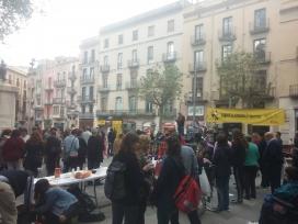 Acte central del Correllengua 2016 a la Rambla de Figueres / Foto: CAL