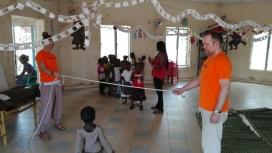 Activitats que es realitzen al camp de treball de Kédougou.