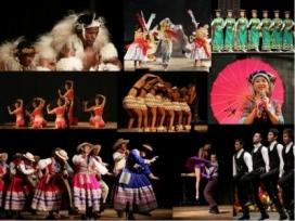 Imatge de les 38enes Jornades Internacionals Folklòriques