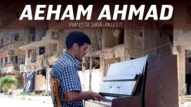 Cartell promocional del pianista. Font: ACP