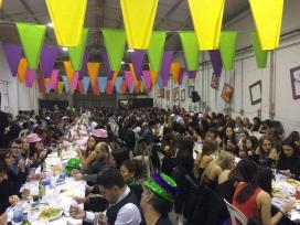 Sopar i celebració de l'entitat  (Font: AGRAT)