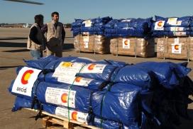 Gestió de la seguretat en l'acció humanitària. Font: IECAH