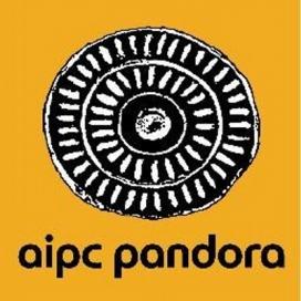 Logotip d'AIPC Pandora. Font: AIPC Pandora