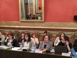 Interventores escolten altres ponents