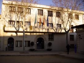 Ajuntament d'Alella, organitzador de les jornades. Font: Wikimedia