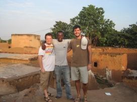Experiència de voluntariat amb Alblamoving. Font: Blogspot