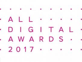 Logo de la convocatòria ALL DIGITAL Awards