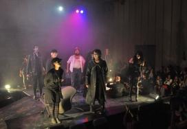 Imatge d'una actuació de l'edició 2011 de la Mostra