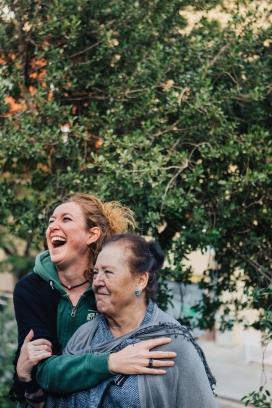 Les formacions també ensenyen a saber gestionar les emocions que senten les persones voluntàries quan acompanyen persones grans