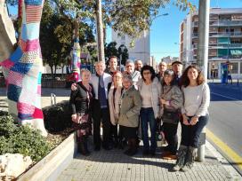 Amics de la Gent Gran a Vilanova i la Geltrú. Font: Amics de la Gent Gran