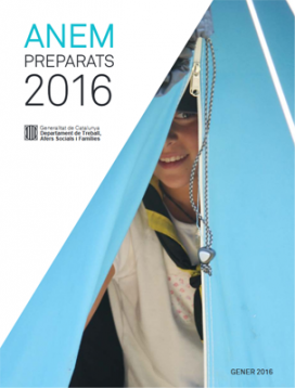 """Portada de l""""Anem preparats 2016"""" / Font: Generalitat de Catalunya"""