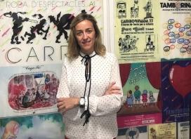 Anna Corbella, directora de la Fundacio La Roda