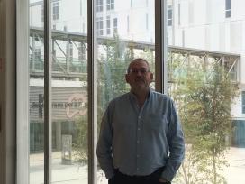 """Antoni Pigrau també és el director del programa """"Conflictes armats: dret i justícia"""" de l'ICIP. Font: URV"""