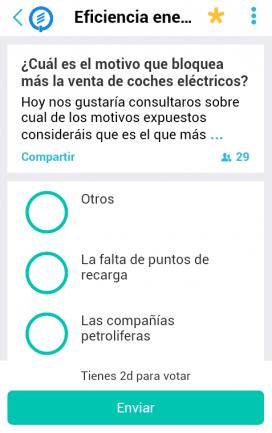 Els usuaris poden respondre i les respostes seràn qualificades
