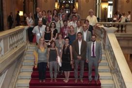 Aprovació de la Llei del voluntariat. Font: Parlament de Catalunya