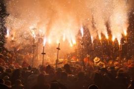 L'Espectacle de Foc i Música de l'Aquelarre 2016 serà el 27 d'agost.
